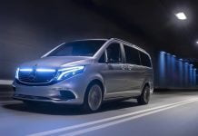 Mercedes-Benz Concept EQV | The Van Expert