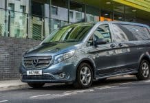 Mercedes-benz Vito van update 2019