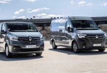 Updated 2020 Renault Trafic and Renault Master vans | The Van Expert