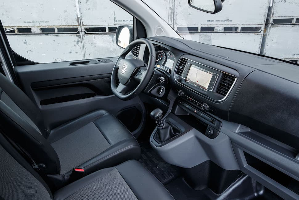 2020 Vauxhall Vivaro - interior | The Van Expert