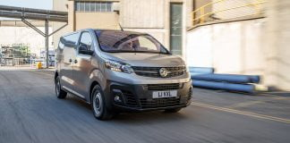 2019 Vauxhall Vivaro review wallpaper | The Van Expert