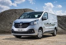 The Renault Trafic had a good month in July 2019   The Van Expert