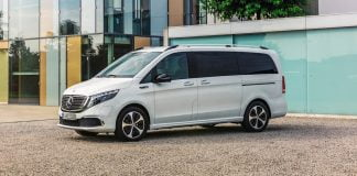 Mercedes-Benz EQV launched | The Van Expert