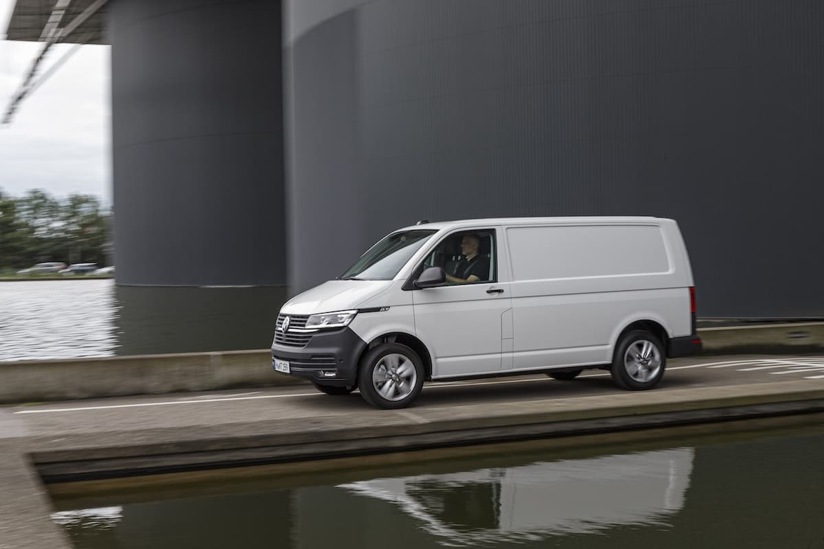 Volkswagen Transporter 6.1 road test 01 | The Van Expert