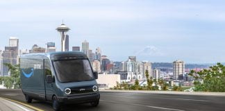 Amazon electric delivery van by Rivian | The Van Expert
