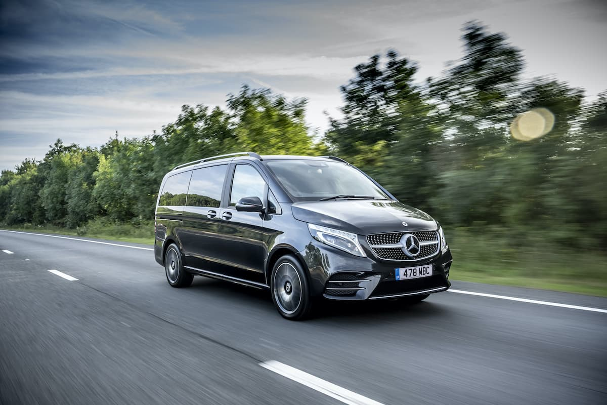 Mercedes-Benz V-Class road test | The Van Expert